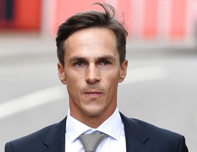 Den danske golfspiller deltog onsdag i en forberedende 'plea and trial preparation'-høring i The Crown Court at Isleworth i London.