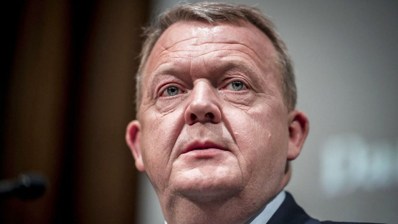 Aksel Verner Jørgensen mener, at Lars Løkke Rasmussen fik en dårlig behandling i partiet.
