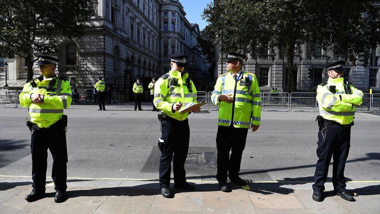 Bøden fra politiet faldt ikke i god jord hos den 71-årige borger.
