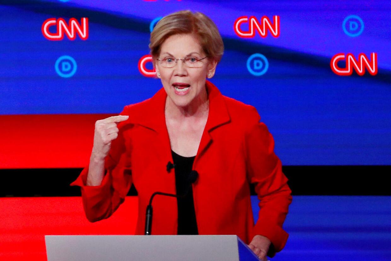 Hendes modstandere kalder hende 'dødsensfarlig'. Supporterne siger, at præsidentkandidat Elizabeth Warren er USA's fremtid.