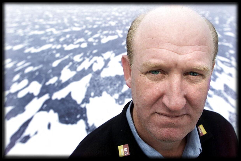Mark Regan var fra 2003 til 2008 landstræner i Dansk Svømmeunion.