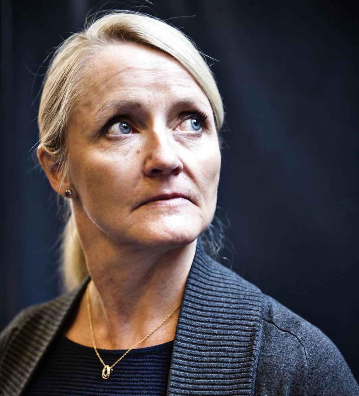 Team Danmark-direktør Lone Hansen.