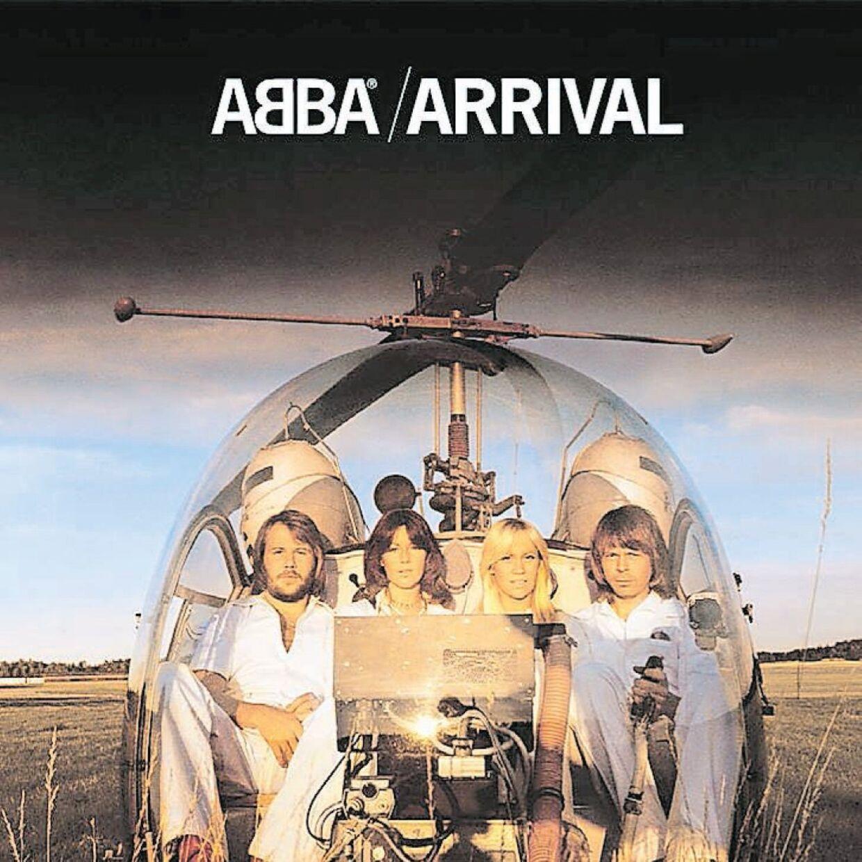 ABBA, 'Arrival'.