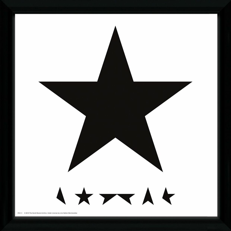 David Bowie, 'Blackstar'.