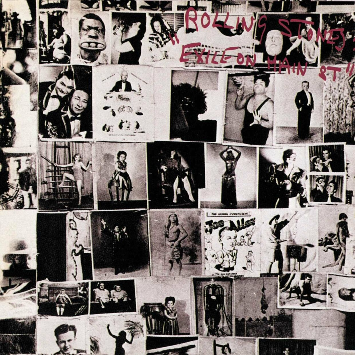 Rolling Stone, 'Exile on Mainstreet'.