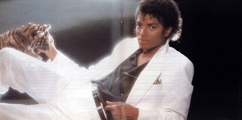 Michael Jackson, 'Thriller'.