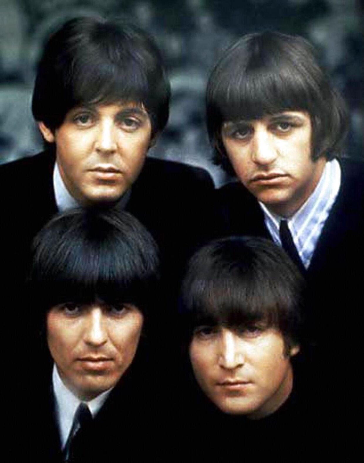 The Beatles, cirka 1965.