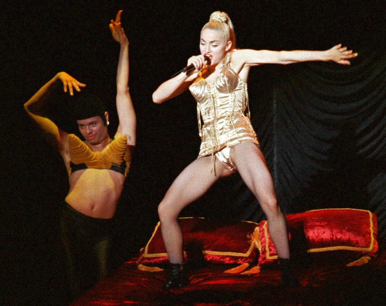 Madonna i 1990.
