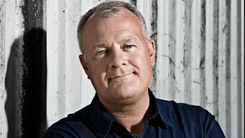Forbundsnæstformand i HK, Martin Rasmussen.