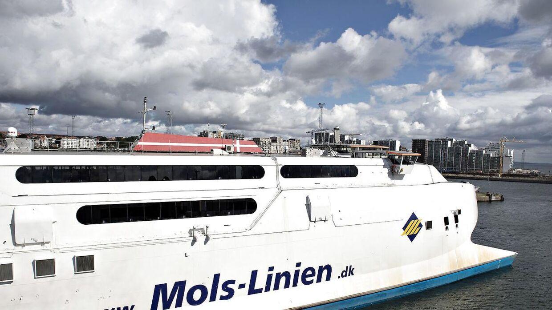Max er Bornholmslinjens hurtigste færge.