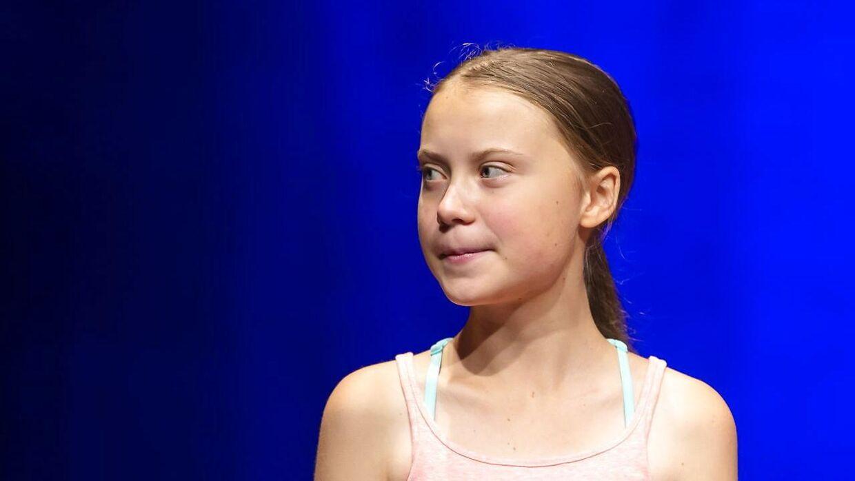 Den 16-årige, svenske klimaaktivist Greta Thunberg får en pris for sin kamp for menneskerettigheder.