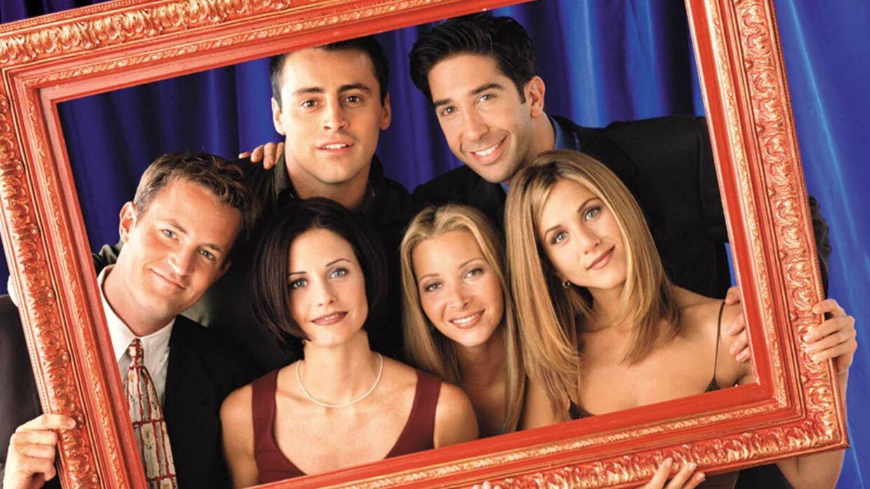 De seks venner bliver aldrig genforenet på skærmen, og det er der flere grunde til, siger en af seriens bagmænd. (Foto: Scanpix)