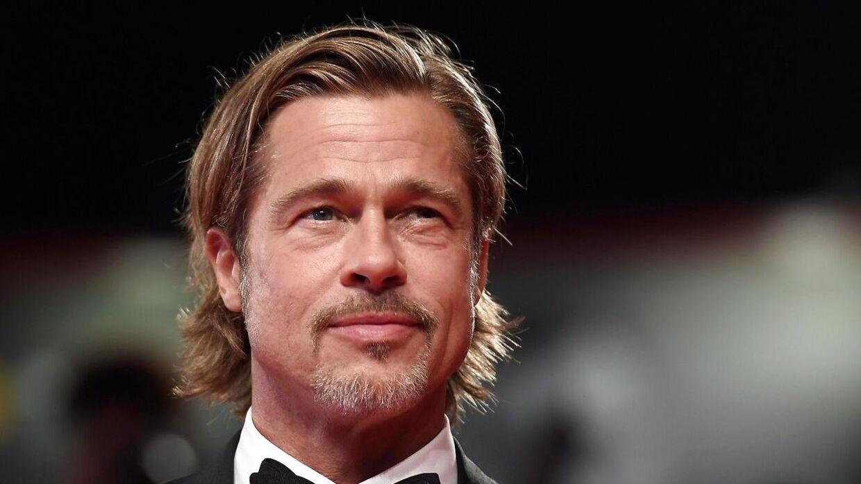 Brad Pitt til Venedigs filmfestival. (Foto: Scanpix)