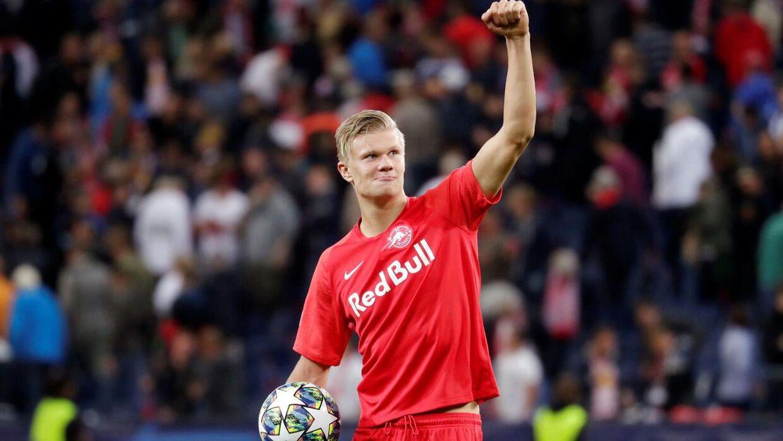 Sikre afslutninger og stærk fysik gør norsk teenager til en meget spændende spiller, mener landstræner.