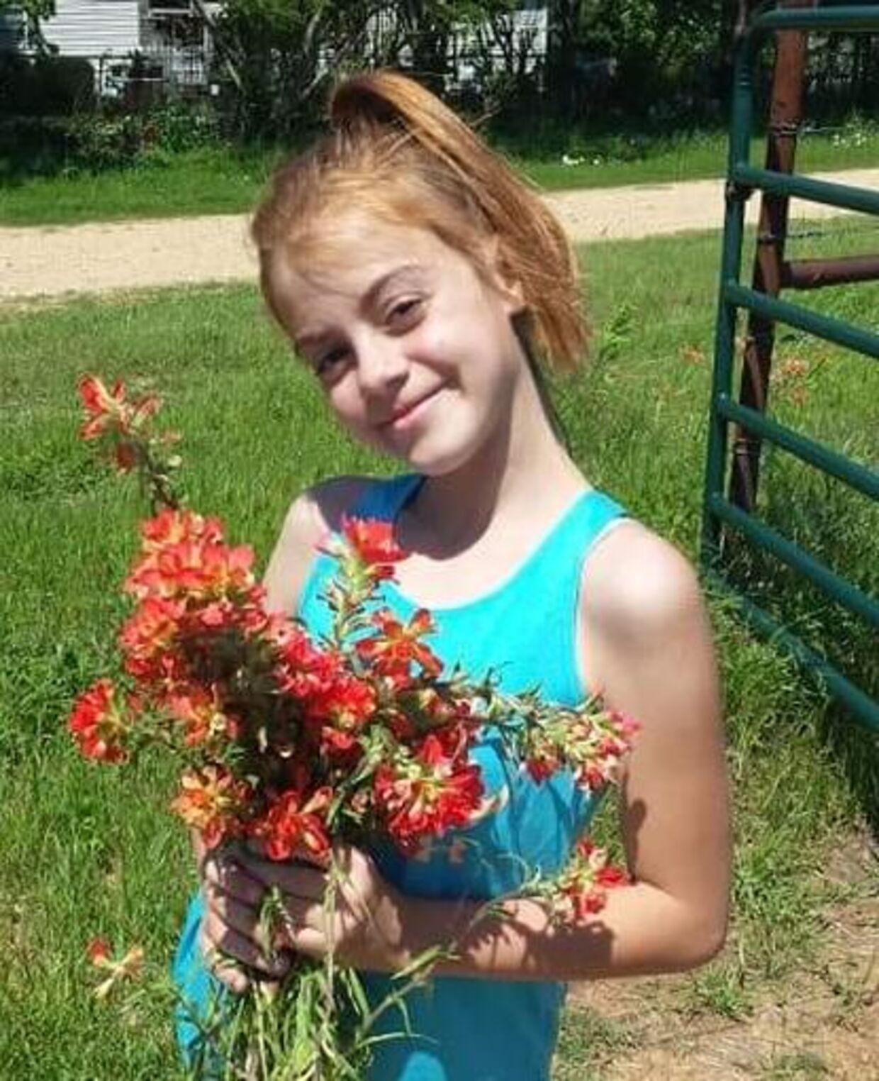 Lily Mae Avant blev kun 10 år gammel.