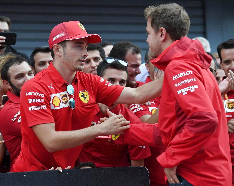 Fremtiden og fortiden hos Ferrari?