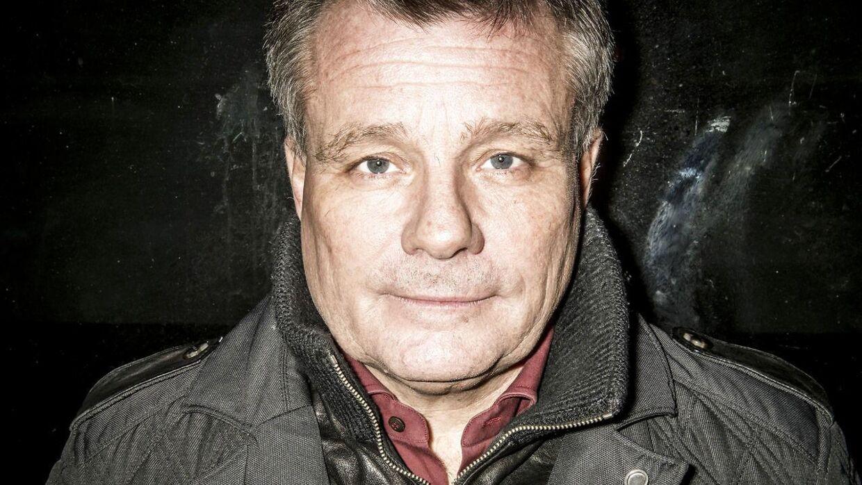 """Portræt af serieiværksætter Peter Warnøe, der er aktuel i DR's program """"Løvernes Hule"""". Til daglig er han Partner og CEO i Nordic Eye."""