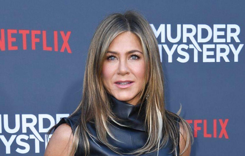 50-årige Jennifer Aniston.