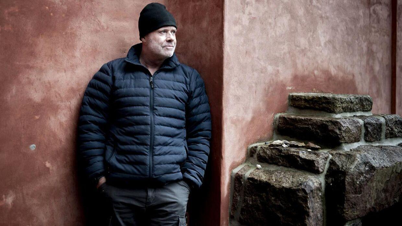 Thomas Rathsack er tidligere jægersoldat. Nu arbejder han især som forfatter og foredragsholder. (Foto: Scanpix)