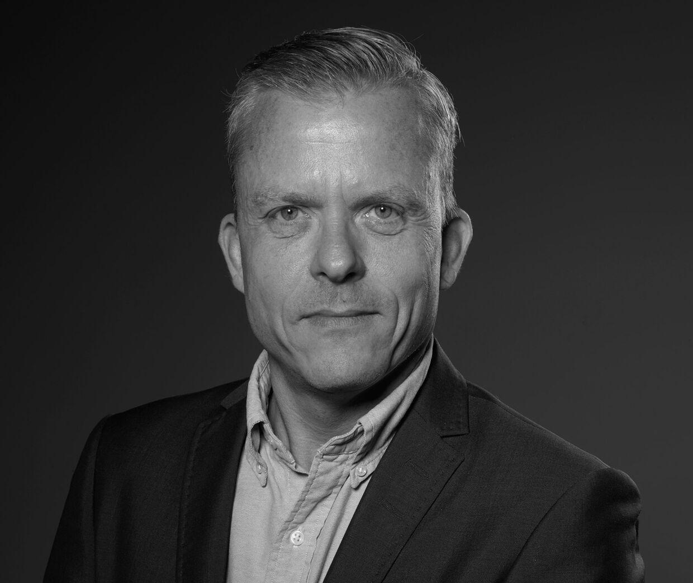 Christian Kemp er administrerende direktør for Discovery Networks. Pressefoto