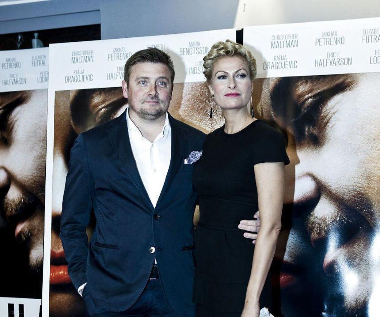 Rigmor Zobel, der her ses med sin ven Jesper Ravn, var tidligere tæt veninde med kronprinsesse Mary. Det venskab sluttede officielt temmelig brat efter hendes kokainsag i 2010.