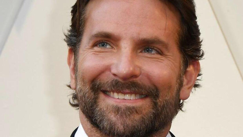 Arkivbillede. Bradley Cooper.