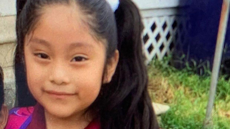 Dulce Maria Alavez forvandt sporløst for knap en måned siden, mens hun legede på en legeplads med sin lillebror.