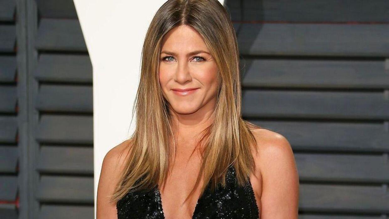 Jennifer Aniston er snart aktuel i Apple-serien 'The Morning Show'.