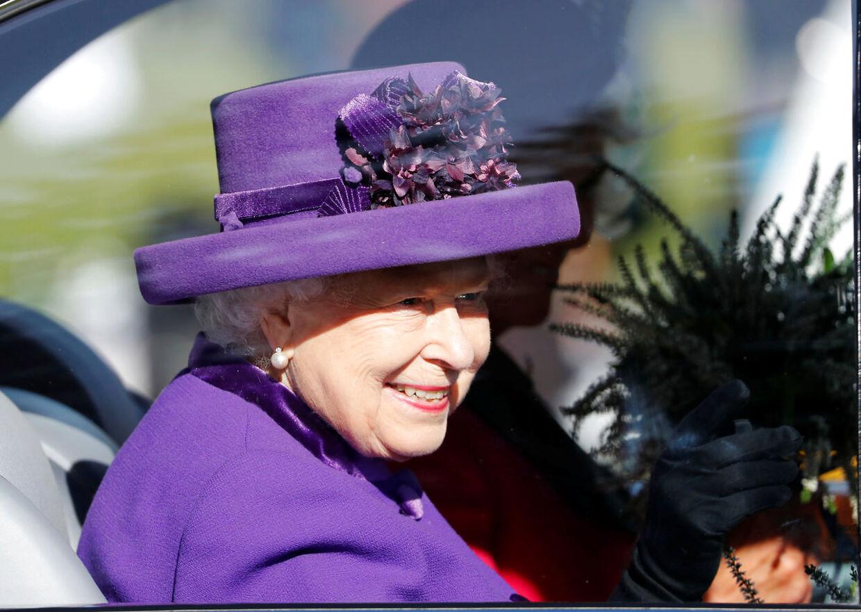 Dronning Elizabeth II.