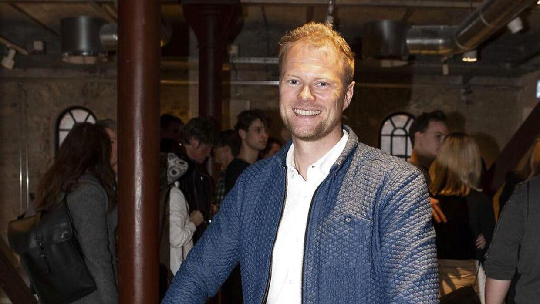 Christian Degn forlader Hammerslag på DR for at lave 'Hvem vil være millionær' på TV2. (Foto: Scanpix)