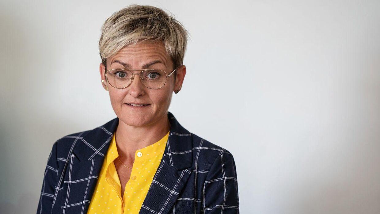 Pernille Rosenkrantz-Theil er Børne- og undervisningsminister.
