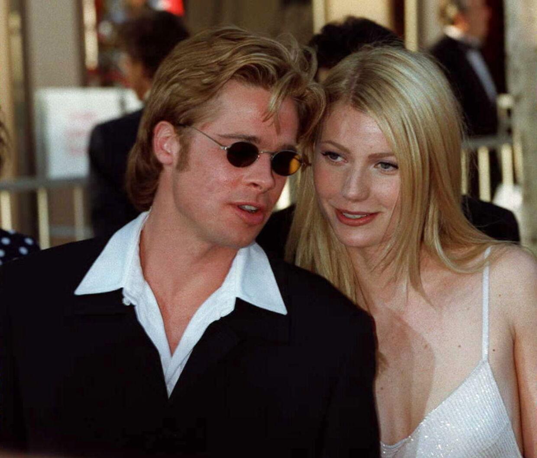 Brad Pitt og Gwyneph Paltrow
