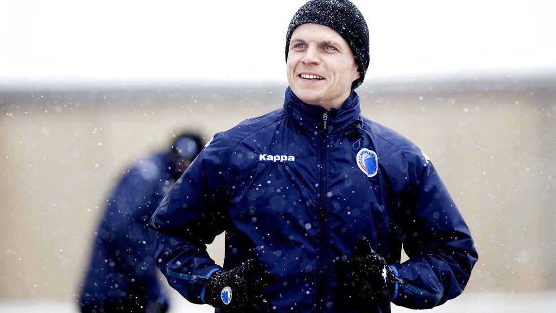 Jesper Grønkjær.