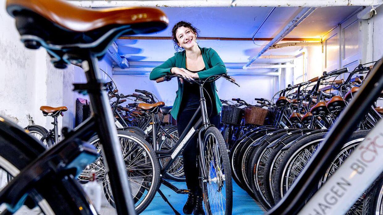 Yael Bassan er iværksætter, debattør, foredragsholder og CEO i Copenhagen Bicycles.