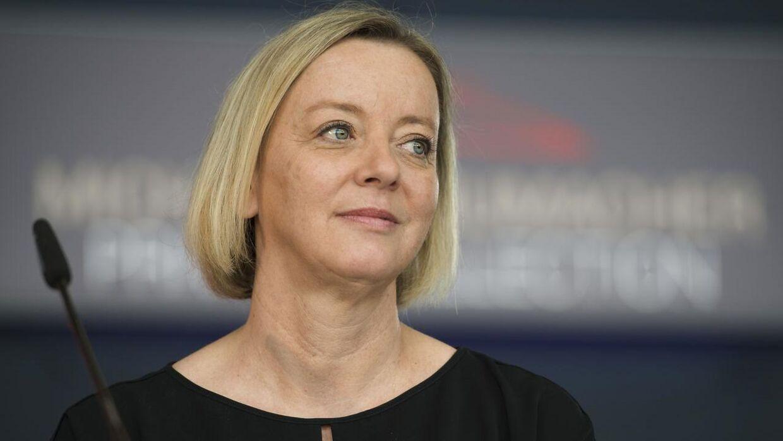 Sabine Kehm har få gange udtalt sig på familiens vegne.