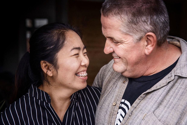 Den 26. august fik Chantana og Jesper at vide, at de havde vundet sagen.