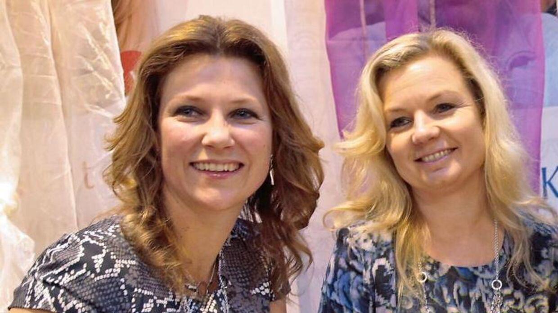 Prinsesse Märtha Louise (tv) og hendes mangeårige kompagnon Elisabeth Nordeng. Sidstenævnte har nu udgivet en bog, hvor hun blandt andet kommer ind på sit forhold til prinsessen.