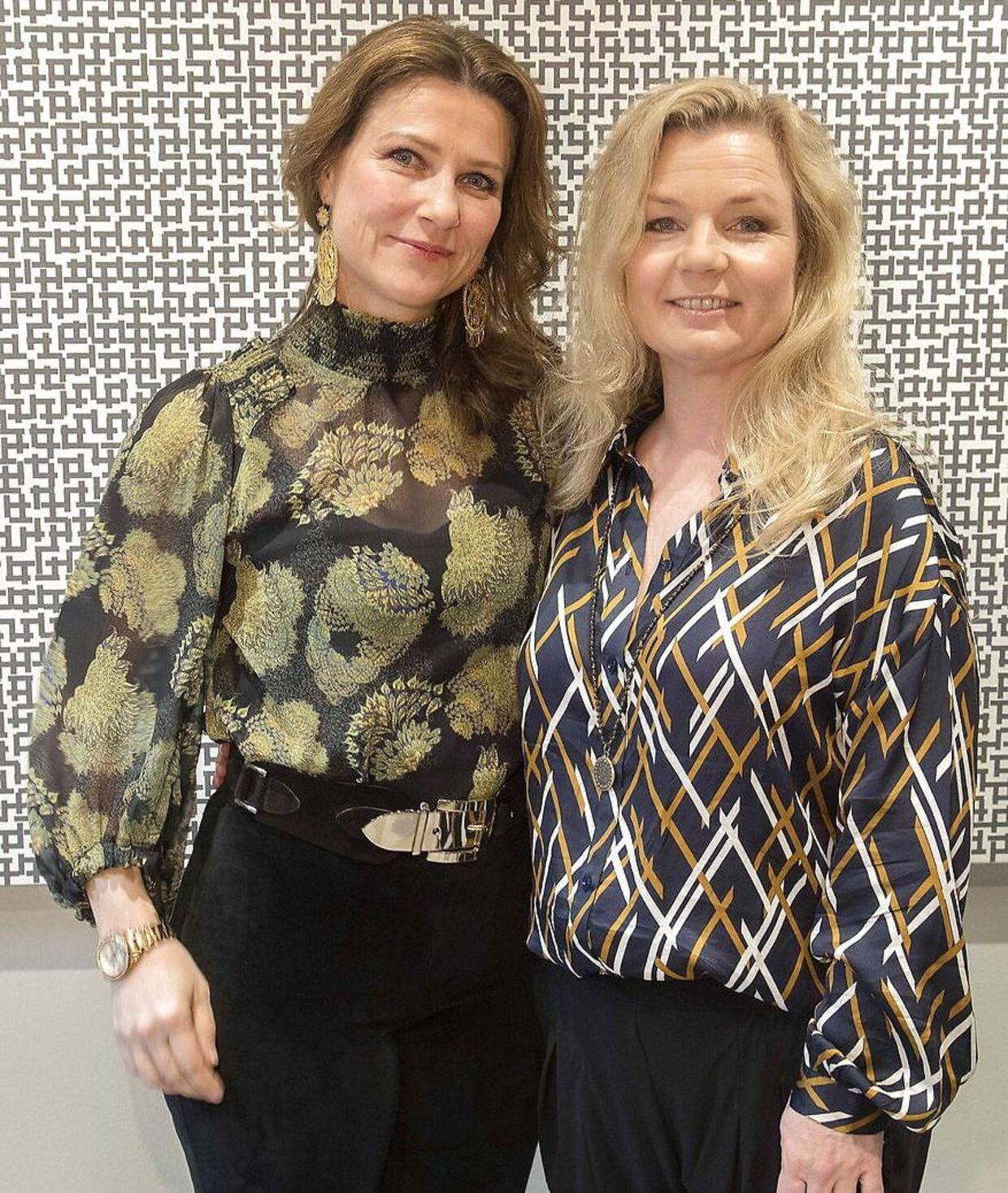 Martha Louise arbejdede sammen med Elisabeth Nordeng i 12 år, før deres samarbejde ophørte i foråret.