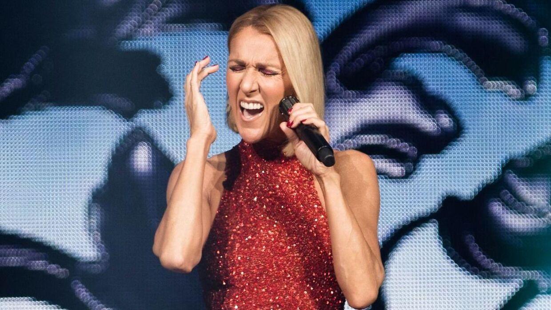 Sangerinden Celine Dion Giver Koncert I Kobenhavn Bt Musik Www Bt Dk