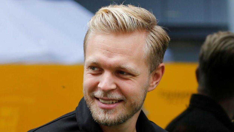 Kevin Magnussen er Haas' nummer et.
