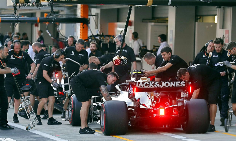 Kevin Magnussen og Haas-teamet kigger længere frem end næste grandprix.