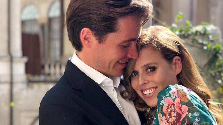 Prinsesse Beatrice fik en helt speciel forlovelsesring, da hendes forlovede faldt på knæ tidligere på måneden.