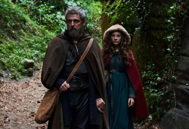 Dejan Cukic er et af de nye ansigter i 'Skammerens datter: Slangens gave', hvor han dukker op som Dinas far.