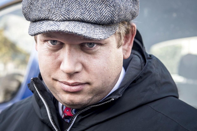 Rasmus Paludan har set sig ond på politiet. (Foto: Mads Claus Rasmussen/Ritzau Scanpix)