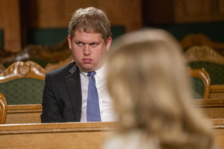 Rasmus Paludan forsøgte i maj 2019 at blive valgt til Folketinget.