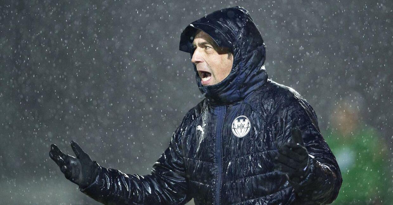 Hobro IK fyrede i fjor Allan Kuhn som cheftræner.