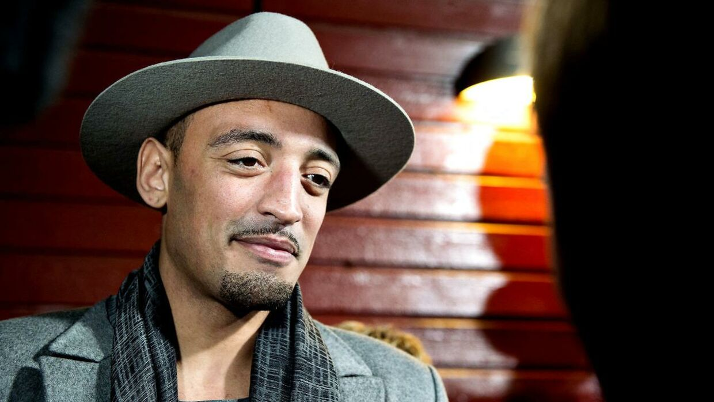 Wafande var en af dommerne i 'Voice Junior'. (Foto: Scanpix)