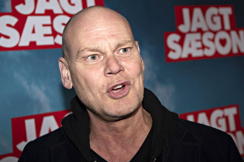 Andreas Bo ramte Kim Larsen meget godt, ifølge Kim Larsen, siger Andreas Bo selv.