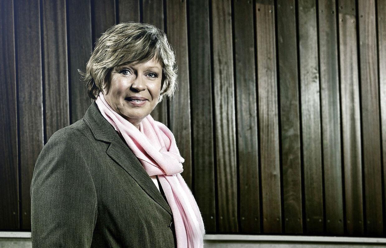 Hanni Toosbuy Kasprzak ejer Ecco og er en af Danmarks rigeste kvinder.