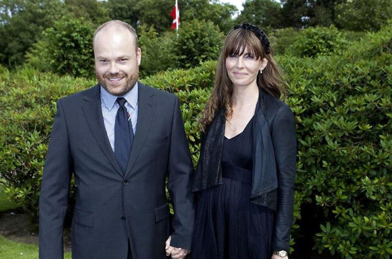 Anders Holch Povlsen og hans kone, Anne Storm Pedersen, er Danmarks tredjerigeste familie.